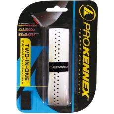 Pro Kennex Two In One White Grip