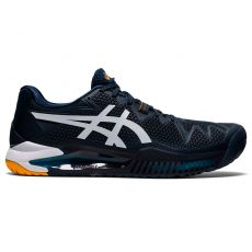 Asics Gel Resolution 8 White / Mako Blue SS 2021