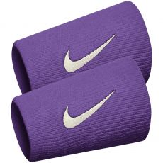 Wristbands Nike Team Blue White x 2