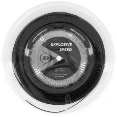 Bobine Dunlop Explosive Speed Noir 200m