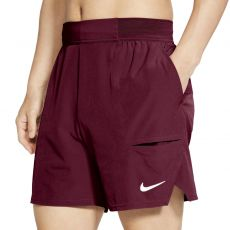 Short Nike Court Flex Advantage Dark Red