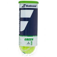 72 Balles Babolat Green