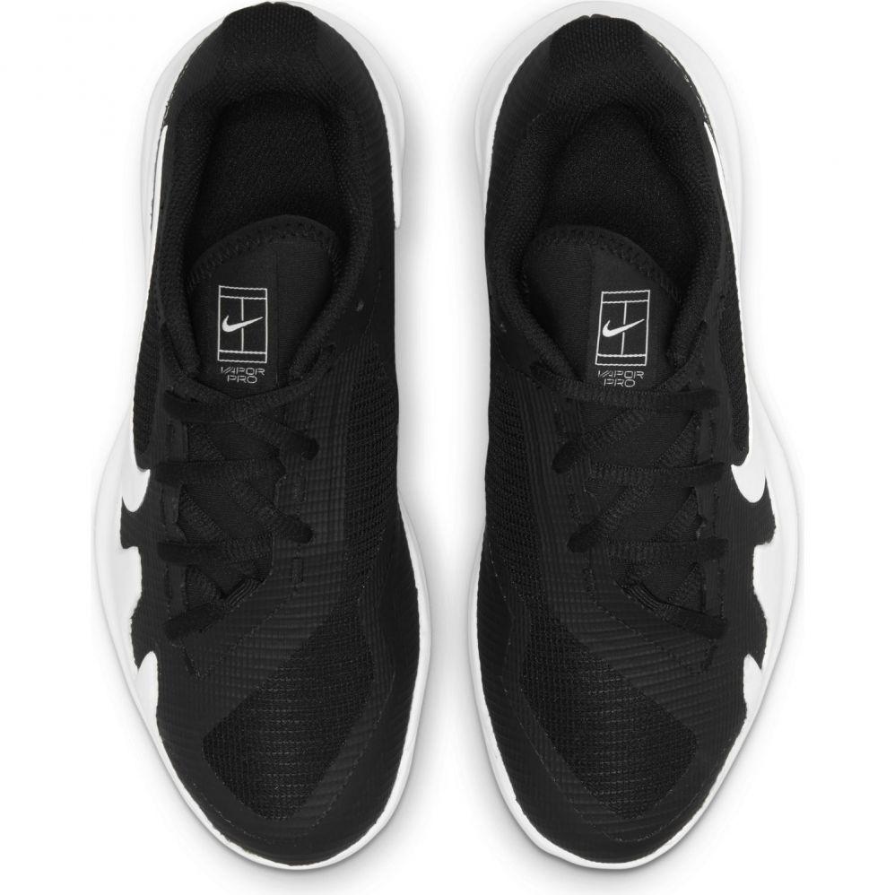 Chaussures de tennis Nike Zoom Vapor Pro Junior Noir - Extreme Tennis