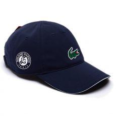 Lacoste Sport Roland Garros Red / Navy Cap