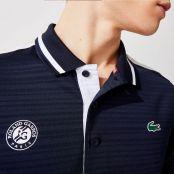Lacoste Sport Roland Garros Green Polo
