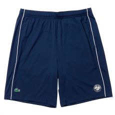 Short Lacoste Sport Bleu Marine Roland Garros