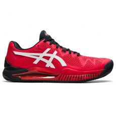 Asics Gel Resolution 8 Clay Navy / White Shoes