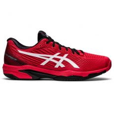 Asics Solution Speed FF 2 Clay Red Shoes