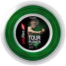 Polyfibre Tour Player Green Touch 12m String