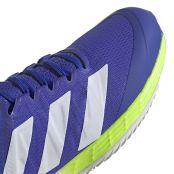 Adidas Adizero Ubersonic 4 Green / White / Blue Shoes