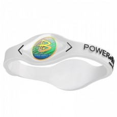 Power Balance White