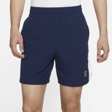Nike Court Dri-Fit Slam Green / Blue 7in Short