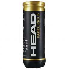 Box 24 cans of 3 Head Padel Pro S balls