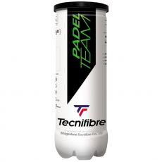 Tube de 3 balles Tecnifibre Padel Team