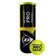 Dunlop Team Padel 3 balls can