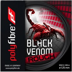 Polyfibre Black Venom Rough 12m