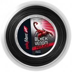 Reel Polyfibre Black Venom Rough 200m