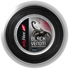 Reel Polyfibre Black Venom 200m