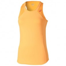 Debardeur Asics Athletic Tank Top Orange Femme