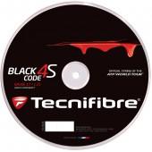 Bobine Tecnifibre Black Code 4S 200m