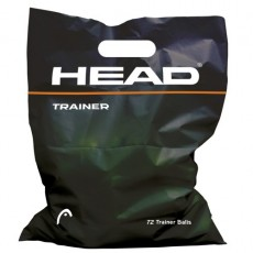 Sachet 72 balles Head Trainer