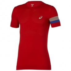 T Shirt Asics Athlete Gael Monfils Rouge