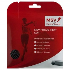MSV Focus HEX SOFT Noir 12m
