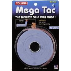 Overgrips Tourna Mega Tac XL Blue x 10
