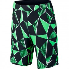 Short Nike Flex Ace Junior Graphic Black Green