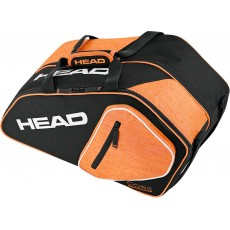 Sac Core Padel Combi Black Orange