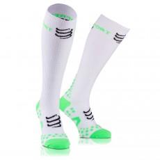 Compressport Racket Full Socks Recovery White