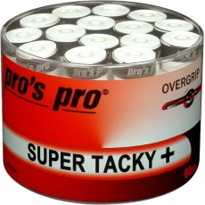 Surgrips Pro's Pro Super Tacky + 60 Blanc