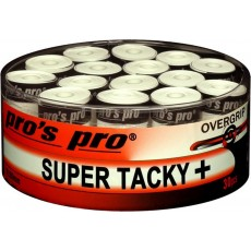 Pro's Pro Overgrip Super Tacky + 30 White