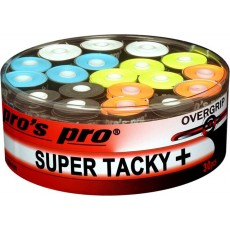Pro's Pro Super Tacky + x 30 Mixé