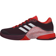 Chaussure Adidas Barricade Rouge Automne Hiver 2017