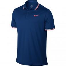 Polo Nike Court Dry Bleu Automne 2017