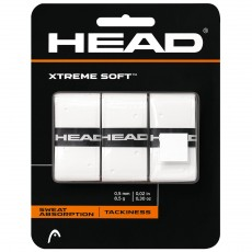 Head Overgrip Extreme Soft White x 3