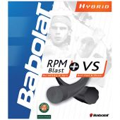 Hybride Babolat RPM Blast / VS Noir