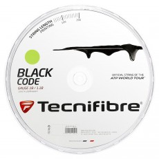 Reel Tecnifibre Black Code Lime 200m