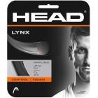 Monofilament tennis strings Head Lynx Black 12m String