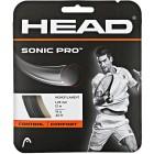 Le Top vente des cordages Head Cordage Head Sonic Pro Black 12m
