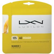 Luxilon 4G Rough 1.25 12m