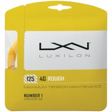 Luxilon 4G Rough 1.25 12m