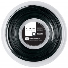 Reel Luxilon Savage Black 200m