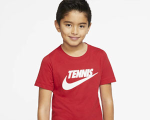 Vetements de tennis pour enfant - Extreme Tennis