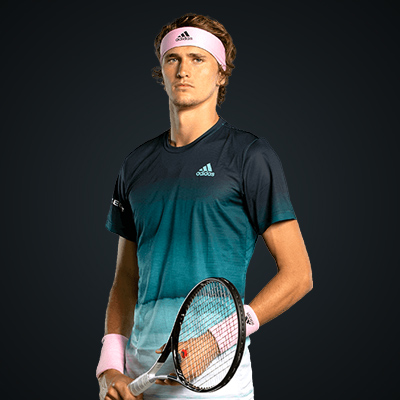 All equipment of Alexander Zverev !