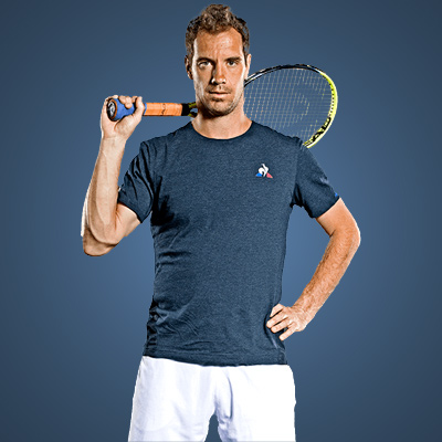 All equipment of Richard Gasquet !