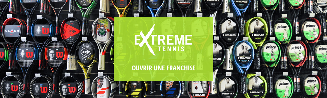 Devenir franchisé extreme tennis