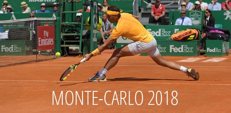 Tenue Nike Rafael Nadal Monte Carlo 2018