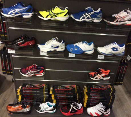 Notre magasin extreme tennis - Magasin chaussure valenciennes ...